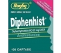 Rugby Diphenhist Antihistamine CapTabs, 25mg, 100ct