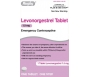 Rugby Emergency Contraceptive Levonorgestrel 1.5mg Tablet, 1 ct