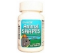 Major Animal Shapes Chewable Multivitamin Tablets 100ct