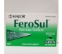 Major Ferosul Ferrous Sulfate 325mg 100 Tablet Box