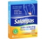 Salonpas Gel Patch Hot -6ct