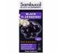 Sambucol Black Elderberry Cold and Flu Relief Syrup, Original Formula- 4oz