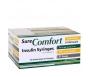 """SureComfort U-100 Insulin Syringes 31 Gauge, 1cc, 1/4""""- 100ct"""