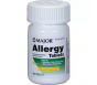 Allergy 4mg Tablet (Major)- 100ct