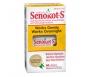 Senokot-S® Natural Vegetable Laxative Ingredient Plus Stool Softener- 60ct