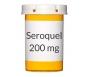 Seroquel 200mg Tablets