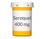 Seroquel 400mg Tablets
