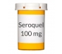 Seroquel 100mg Tablets
