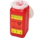Sharps Container for Needles/Syringes- 1 Quart