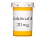 Sildenafil 20 mg Tablets