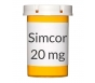 Simcor 500-20mg Tablets