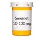Sinemet 10-100 mg Tablets