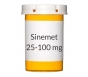 Sinemet 25-100mg Tablets