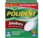 Polident Smokers Denture Cleaner- 40ct