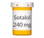 Sotalol 240mg Tablets