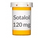 Sotalol 120mg Tablets