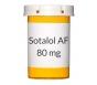 Sotalol AF 80mg Tablets