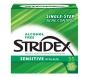 Stridex Daily Care Acne Pads with Salicylic Acid, Sensitive with Aloe- 55ct
