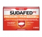 Sudafed PE Pressure & Pain & Cough Relief Caplets- 24ct