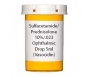Sulfacetamide/Prednisolone 10%/.023 Ophthalmic Drop 5ml (Vasocidin)