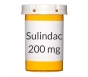 Sulindac 200mg Tablets