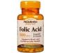 Sundown Folic Acid 800mcg Tablets - 100ct