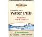 Sundown Natural Water Pill - 60ct