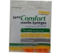 "SureComfort Insulin Syringe, 31 Gauge, 1cc, 5/16"" Needle - 10 Count"