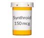 Synthroid 150mcg Tablets