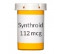 Synthroid 112mcg Tablets