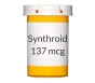 Synthroid 137mcg Tablets