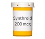 Synthroid 200mcg Tablets