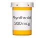 Synthroid 300mcg Tablets