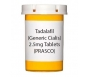 Tadalafil (Generic Cialis) 2.5mg Tablets (PRASCO)