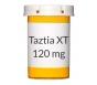 Taztia XT 120mg Capsules