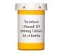Tenofovir (Viread) DF 300mg Tablet- 30 ct Bottle