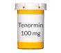 Tenormin 100mg Tablets