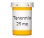Tenormin 25mg Tablets