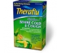 Theraflu Nighttime Severe Cold & Cough Powder Packet- Honey Lemon infused with Chamomile and White Tea Flavors- 6ct