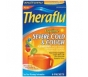 Theraflu Daytime Severe Cold & Cough Powder Packet- Berry Menthol- 6ct