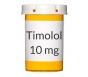 Timolol 10mg Tablets
