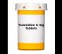 Tizanidine 6mg Tablets