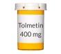 Tolmetin 400 mg Capsules