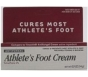 Tolnaftate Antifungal Athletes Foot Cream 1%  0.5 oz
