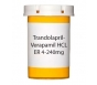 Trandolapril-Verapamil HCL ER 4-240mg Tablets