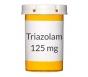 Triazolam 0.125 mg Tablets