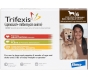 Trifexis For Dogs 60.1 - 120lbs - 6 Count Pack(Brown)