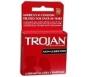 Trojan Condoms Non-Lubricated 3 ct