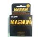 Trojan Magnum Condoms Lubricated 3 ct