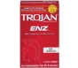 Trojan Enz Non-Lubricated Condoms- 12ct